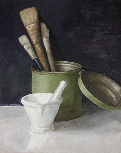 Brushes and Tin
